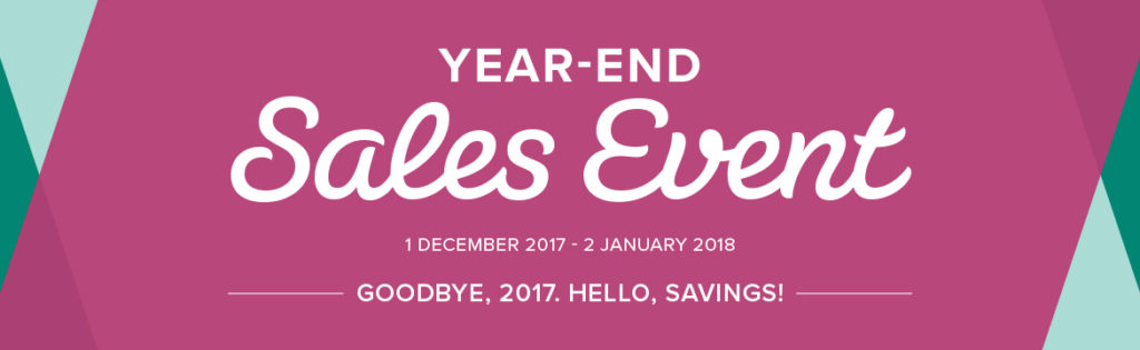 Year End Sale Starts Today