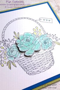 Blossoming Baskets With Queen Pip Cards and House of Fraser! What a great opportunity to share the love of card making in store at the House of Fraser Camberley Stampin' Up! Sale-a-bration 2018 Saleabration 2018 Blossoming Baskets Pip Todman Crafty Coach & Stampin' Up! Top UK Demonstrator Queen Pip Cards www.queenpipcards.com Facebook: fb.me/QueenPipCards #queenpipcards #stampinup #papercraft #inspiringyourcreativity
