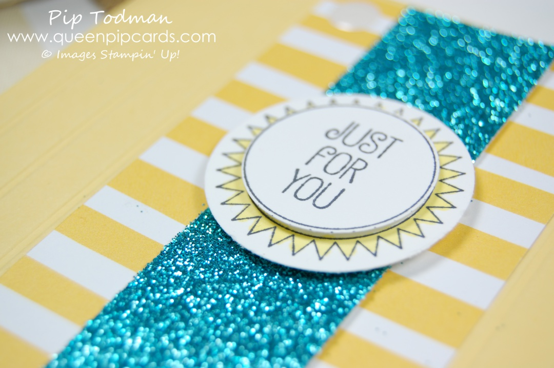 Simply Stylish A Good Day card idea. Stampin' Up! Spring 2018 Spring / Summer Picture Perfect Birthday Stamp Set, Picture Perfect Party Designer Series paper stack. Pip Todman Crafty Coach & Stampin' Up! Top UK Demonstrator Queen Pip Cards www.queenpipcards.com Facebook: fb.me/QueenPipCards #queenpipcards #stampinup #papercraft #inspiringyourcreativity