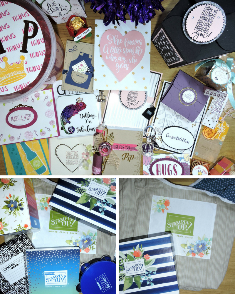Showcasing Flowers and More OnStage Fun Sharing my OnStage swap card and all the swaps and gifts received this time around! I feel so very honoured and blessed to be a part of this amazing Stampin' Up! family! Pip Todman Crafty Coach & Stampin' Up! Top UK Demonstrator Queen Pip Cards www.queenpipcards.com Facebook: fb.me/QueenPipCards #queenpipcards #stampinup #papercraft #inspiringyourcreativity
