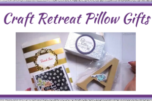 Craft Retreat Pillow Gifts Revealed! Check out this video showing all the gifts my guests received at my Spring Retreat. What could YOU use these ideas for? Teachers gifts, family gifts, table favours, party or wedding favours? All products available from my online store (unless retired) here: http://bit.ly/QPCShop Pip Todman Crafty Coach & Stampin' Up! Top UK Demonstrator Queen Pip Cards www.queenpipcards.com Facebook: fb.me/QueenPipCards #queenpipcards #inspiringyourcreativity #stampinup #papercraft