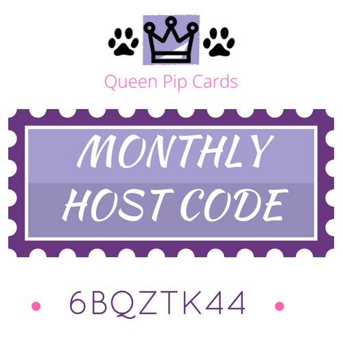 Monthly Host Code 2018-06 6BQZTK44