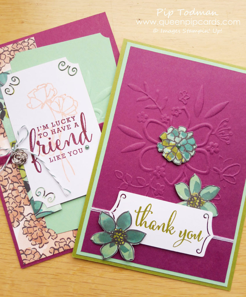 Share What You Love Paper Inspiration from a flower! The flowers were so easy to cut out, and the shapes are so similar. The colour inspired the background of Rich Razzleberry! All products available from my online store here: http://bit.ly/QPCShop Pip Todman Crafty Coach & Stampin' Up! Top UK Demonstrator Queen Pip Cards www.queenpipcards.com Facebook: fb.me/QueenPipCards #queenpipcards #inspiringyourcreativity #stampinup #papercraft