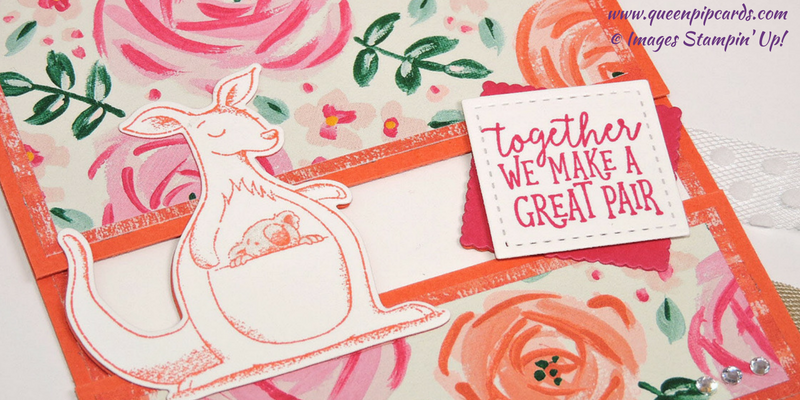 How to make a Peek Through Card with the fabulous Animal Outing bundle! Cute and clever this will wow your friends and family!