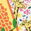 Showcasing Animal Friends Thinlits today with this fabulous Giraffe card! Look at the texture in the So Safron strip of card! All Stampin' Up! products available from my online store here: http://bit.ly/QPCShop Pip Todman Crafty Coach & Stampin' Up! Top UK Demonstrator Queen Pip Cards www.queenpipcards.com Facebook: fb.me/QueenPipCards #queenpipcards #simplystylish #inspiringyourcreativity #stampinup #papercraft