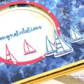 Tri-fold Card With Lilypad Lake Check out this dreamy card showing a lazy day on the water! Using Garden Impressions and Lilypad Lake! All Stampin' Up! products available from my online store here: http://bit.ly/QPCShop Pip Todman Crafty Coach & Stampin' Up! Top UK Demonstrator Queen Pip Cards www.queenpipcards.com Facebook: fb.me/QueenPipCards #queenpipcards #simplystylish #inspiringyourcreativity #stampinup #papercraft