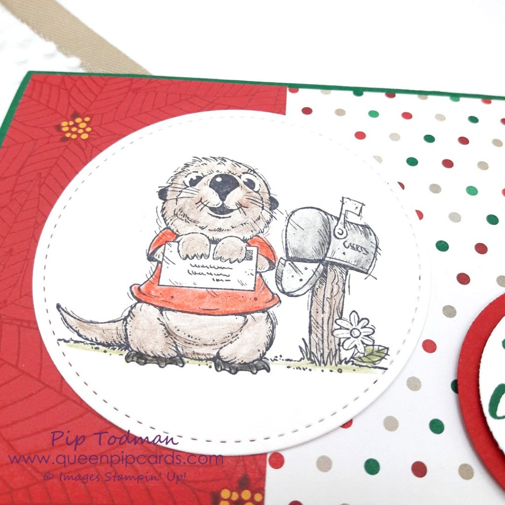 Sending Christmas Wishes With Postcard Pals is a quirky way to celebrate the final Alaskan Achievers Blog Hop! That's what I'm doing though!! Such a fun set will truly set you apart from your friends. All Stampin' Up! products are / will be available from my online store here: http://bit.ly/QPCShop Pip Todman Crafty Coach & Stampin' Up! Top UK Demonstrator Queen Pip Cards www.queenpipcards.com Facebook: fb.me/QueenPipCards #queenpipcards #simplystylish #inspiringyourcreativity #stampinup #papercraft