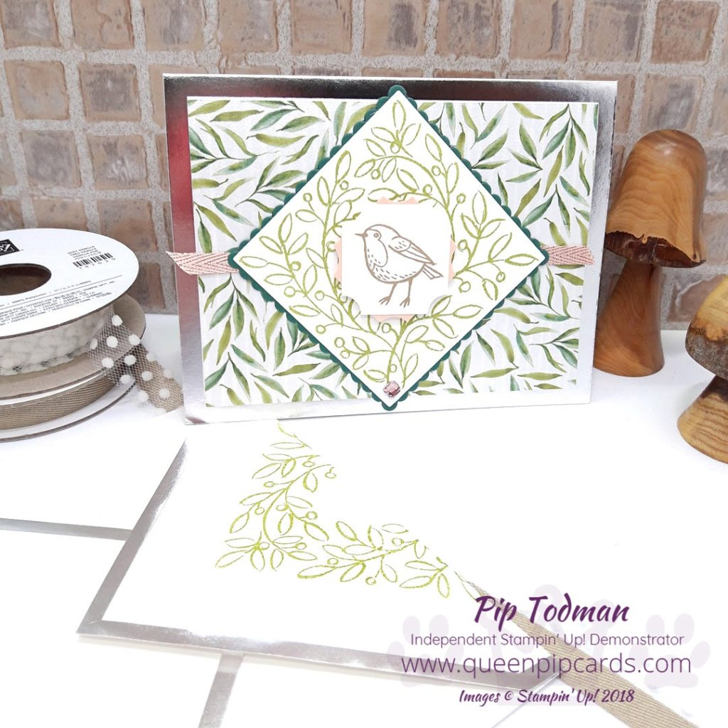 3 Cards With Feather And Frost! Yes today I'm sharing 3 cards all using the Feathers and Frost stampset from Stampin' Up! We have ROBBINS!! Robbins are the UK bird associated with Christmas, in fact it's our national bird! We have long asked for Robbins to be featured in a stamp set, and Stampin' Up! listened!! Woo hoo, I love my little robbin Christmas cards. All Stampin' Up! products are / will be available from my online store here: http://bit.ly/QPCShop Pip Todman Crafty Coach & Stampin' Up! Top UK Demonstrator Queen Pip Cards www.queenpipcards.com Facebook: fb.me/QueenPipCards #queenpipcards #simplystylish #inspiringyourcreativity #stampinup #papercraft