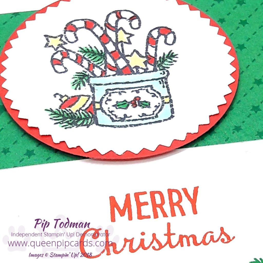 Simply Stylish Card Idea with Many Blessings A quick card you can make multiples of for Christmas. A true #simplestamping project! All Stampin' Up! products are / will be available from my online store here: http://bit.ly/QPCShop Pip Todman Crafty Coach & Stampin' Up! Top UK Demonstrator Queen Pip Cards www.queenpipcards.com Facebook: fb.me/QueenPipCards #queenpipcards #simplystylish #inspiringyourcreativity #stampinup #papercraft