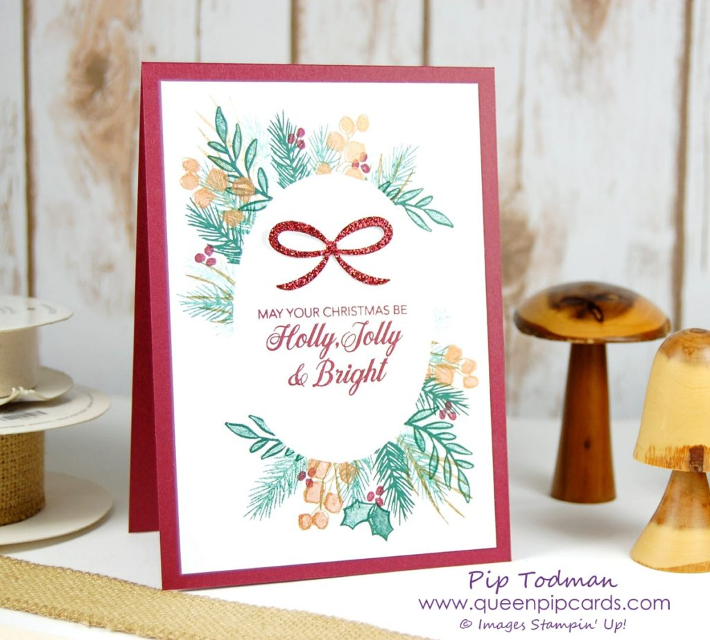 Masked Cards With Peaceful Noel stamp from Stampin' Up! This was my favourite class of my Christmas Retreat projects and everyone enjoyed it too. Stamping at its best. Nothing else too fancy, just beautiful masked stamping with a focal point sentiment. Elegant and beautiful! All Stampin' Up! products are / will be available from my online store here: http://bit.ly/QPCShop Pip Todman Crafty Coach & Stampin' Up! Top UK Demonstrator Queen Pip Cards www.queenpipcards.com Facebook: fb.me/QueenPipCards #queenpipcards #simplystylish #inspiringyourcreativity #stampinup #papercraft