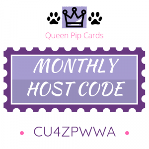 Order and use my monthly host code for free goodies!