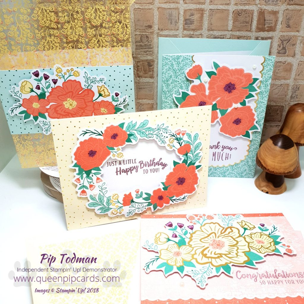 Kits for New Card Makers with the new Made To Bloom All Inclusive Card Kit. Today's Brand New Basics video talks about kits. Not just for new crafters these are fabulous for mobile crafting on holiday etc. Also they make gorgeous gifts! All Stampin' Up! products are / will be available from my online store here: http://bit.ly/QPCShop Pip Todman Crafty Coach & Stampin' Up! Top UK Demonstrator Queen Pip Cards www.queenpipcards.com Facebook: fb.me/QueenPipCards #queenpipcards #simplystylish #inspiringyourcreativity #stampinup #simplestamping #papercraft