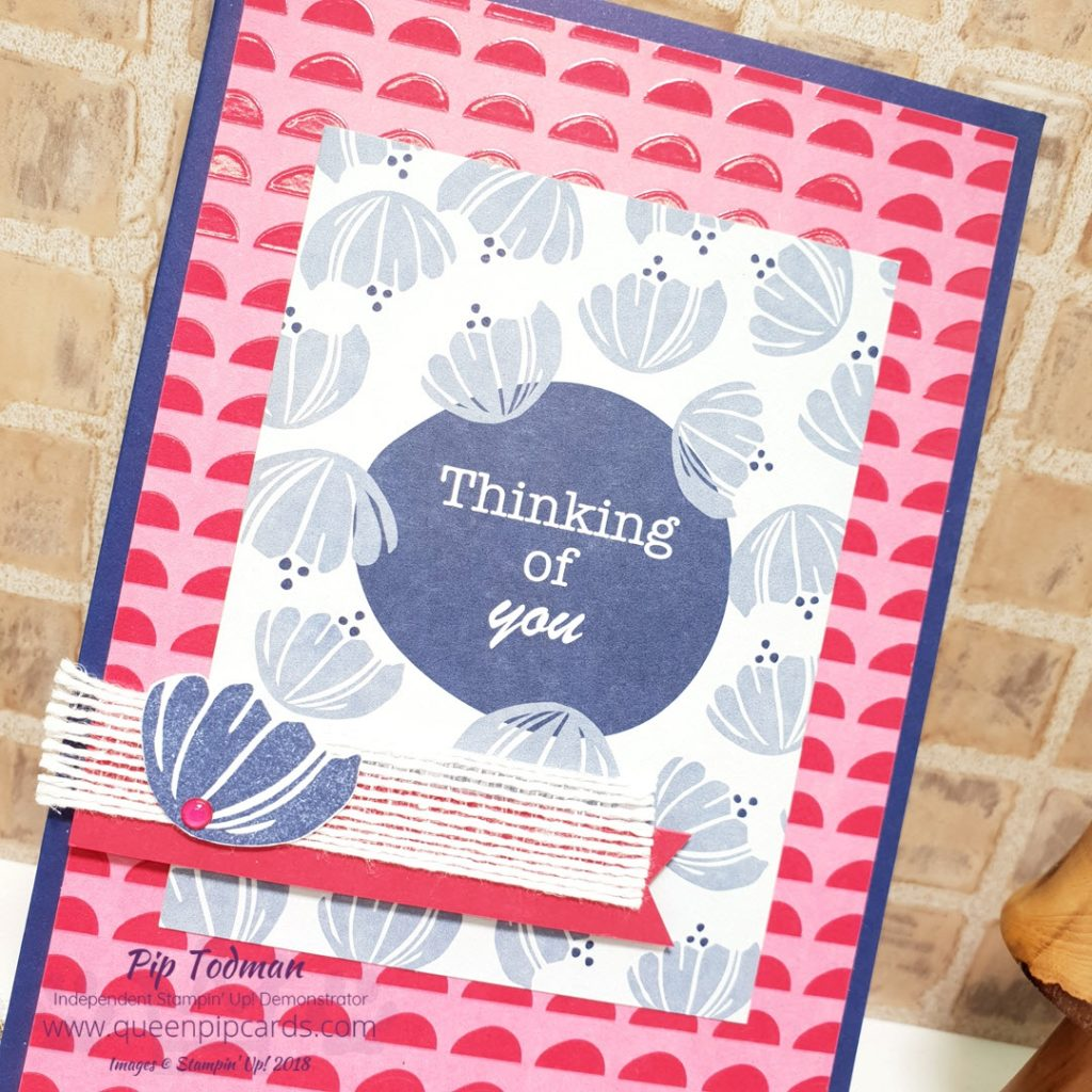 Memories and More with the Greek Isles Blog Hop is today's project. These quick and easy cards use the Happiness Blooms Memories and More card packs, the matching card bases and envelopes. Plus the cute Bitty Blooms Punch Pack! All Stampin' Up! products are / will be available from my online store here: http://bit.ly/QPCShop Pip Todman Crafty Coach & Stampin' Up! Top UK Demonstrator Queen Pip Cards www.queenpipcards.com Facebook: fb.me/QueenPipCards #queenpipcards #simplystylish #inspiringyourcreativity #stampinup #simplestamping #papercraft