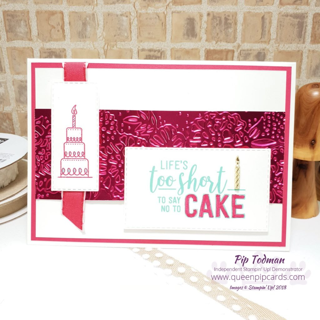 Foil 2 Ways is my theme for today along with helping new crafters with card sizes and layouts. Watch my Brand New Basics Episode 5 and see how I use this card for newbies! All Stampin' Up! products are / will be available from my online store here: http://bit.ly/QPCShop Pip Todman Crafty Coach & Stampin' Up! Top UK Demonstrator Queen Pip Cards www.queenpipcards.com Facebook: fb.me/QueenPipCards #queenpipcards #simplystylish #inspiringyourcreativity #stampinup #simplestamping #papercraft