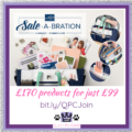 Why Should You Join Stampin' Up! and the Royal Stampers Now? Because from the 3rd January to 31st March there is an amazing Sale-a-bration promotion giving you £170 for just £99 or £170 and Craft & Carry Tote for just £125! AMAZING, but why not check out this bag with me now? Video reveal of what you can fit in this tote!! You cannot purchase the Tote, you can only add it onto your Starter Kit! All Stampin' Up! products are / will be available from my online store here: http://bit.ly/QPCShop Pip Todman Crafty Coach & Stampin' Up! Top UK Demonstrator Queen Pip Cards www.queenpipcards.com Facebook: fb.me/QueenPipCards #queenpipcards #simplystylish #inspiringyourcreativity #stampinup #simplestamping #papercraft