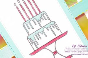 Would you like a piece of cake with that? Surely that's always a YES! Especially with the fabulous Piece of Cake bundle. A stamp set and a punch - YAY punches are BACK and we love them! I think this is my favourite. All Stampin' Up! products are / will be available from my online store here: http://bit.ly/QPCShop Pip Todman Crafty Coach & Stampin' Up! Top UK Demonstrator Queen Pip Cards www.queenpipcards.com Facebook: fb.me/QueenPipCards #queenpipcards #simplystylish #inspiringyourcreativity #stampinup #simplestamping #papercraft
