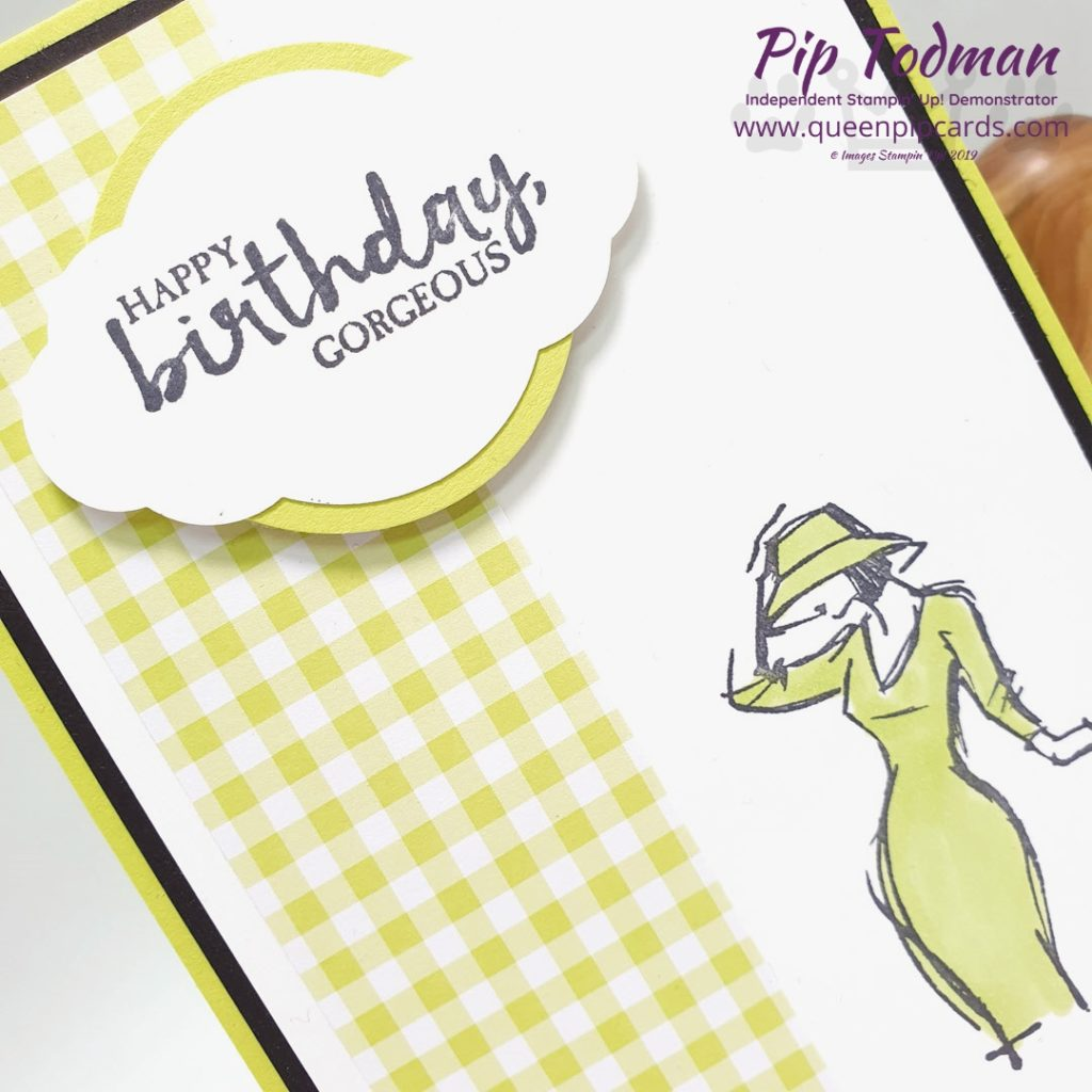 Check out my Beautiful You OnStage Swaps in my Moody Monday video! They have to cheer you up! So stylish in many pretty colours! Pip Todman www.queenpipcards.com Stampin' Up! Independent Demonstrator UK