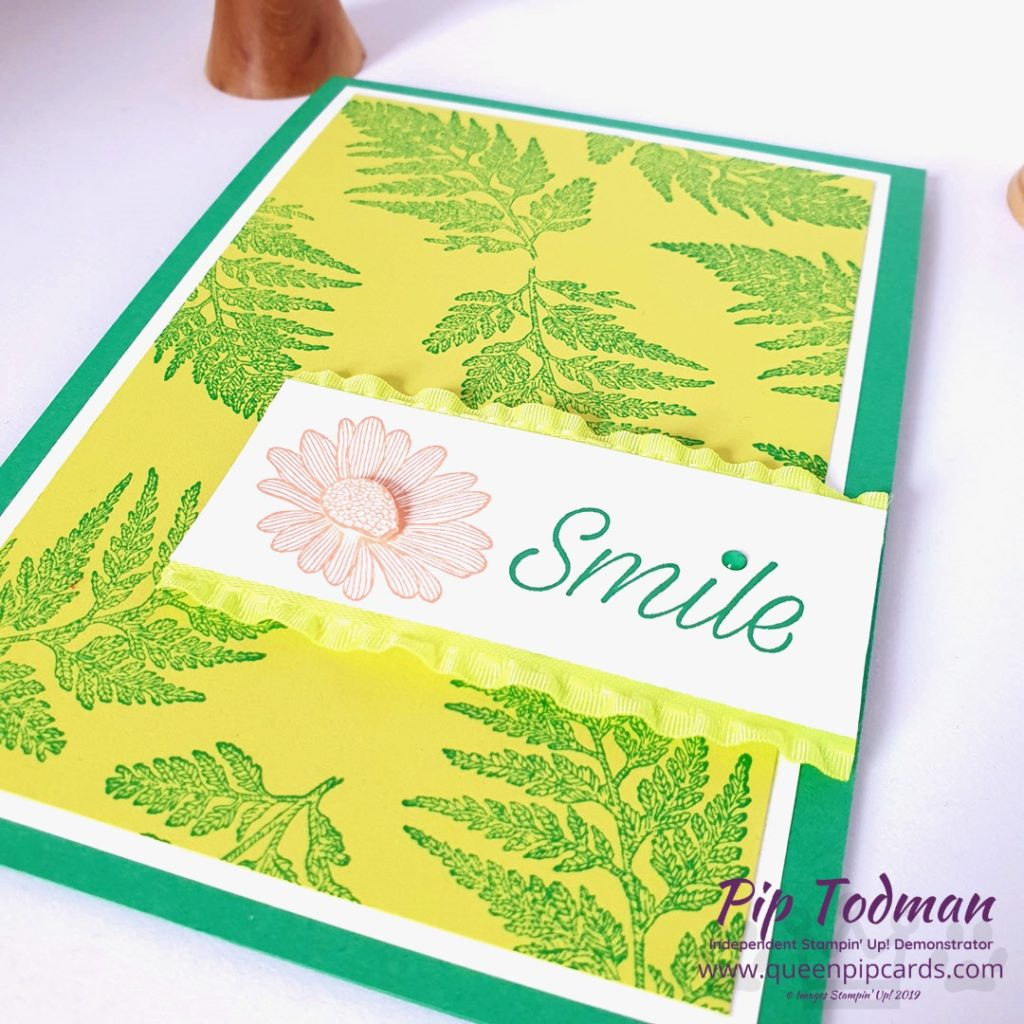 Daisy Lane Product Spotlight is this month's theme for Stampin' Creative! Come and hop with us today! Pip Todman www.queenpipcards.com Stampin' Up! Independent Demonstrator UK