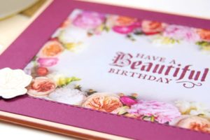 Petal Promenade and Painted Glass makes for a winning combination in my show today. Watch my FB Live replay on using the pre-printed labels and frames from this gorgeous set of papers. Pip Todman www.queenpipcards.com Stampin' Up! Independent Demonstrator UK