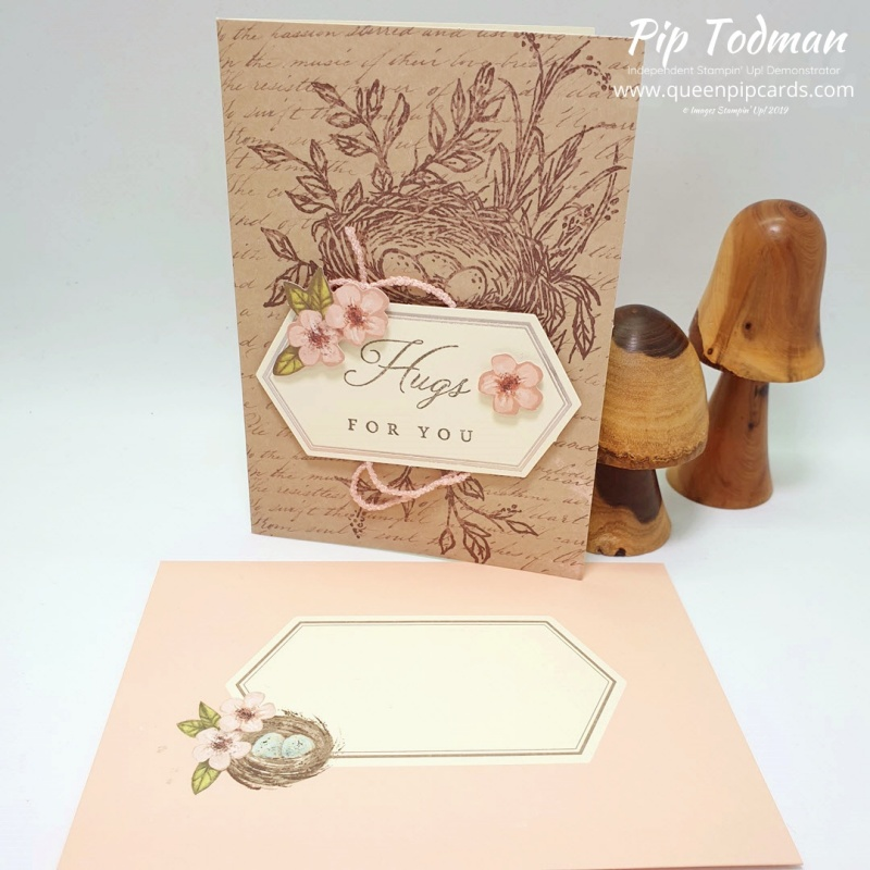 Paper Pumpkin Hugs from Shelli and Trimmer Blades are now available!! Pip Todman www.queenpipcards.com Stampin' Up! Independent Demonstrator UK