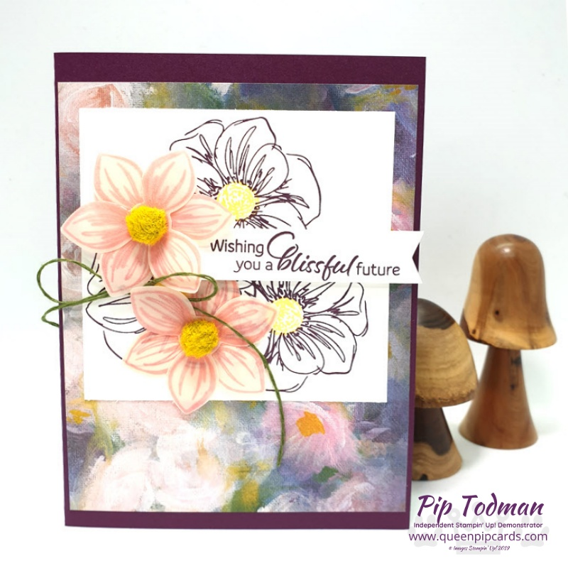 Creativity is Calling with Perennial Essence and all the wonderful things in the new Annual Catalogue from Stampin' Up! Pip Todman www.queenpipcards.com Stampin' Up! Independent Demonstrator UK