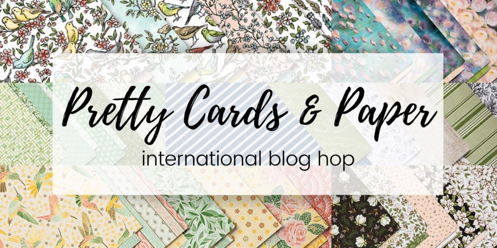 Pretty Cards and Paper International Blog Hop Team