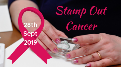 Stamp Out Cancer Logo
