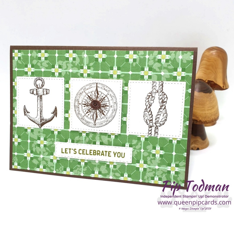 Sailing Home from the Greek Isles Incentive Trip is what I'm chatting about today on the Blog Hop! Pip Todman www.queenpipcards.com Stampin' Up! Independent Demonstrator UK