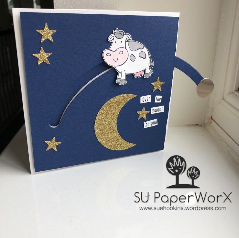 Super Over The Mood Cute cards from our Royal Appointment teamie Sue today!  Pip Todman www.queenpipcards.com Stampin' Up! Independent Demonstrator UK
