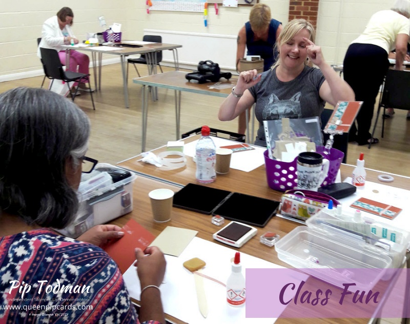 Card Classes in Ash Vale or North Camp. Are you looking for card classes in these areas? If so, come to see us at Queen Pip Cards! Pip Todman www.queenpipcards.com Stampin' Up! Independent Demonstrator UK