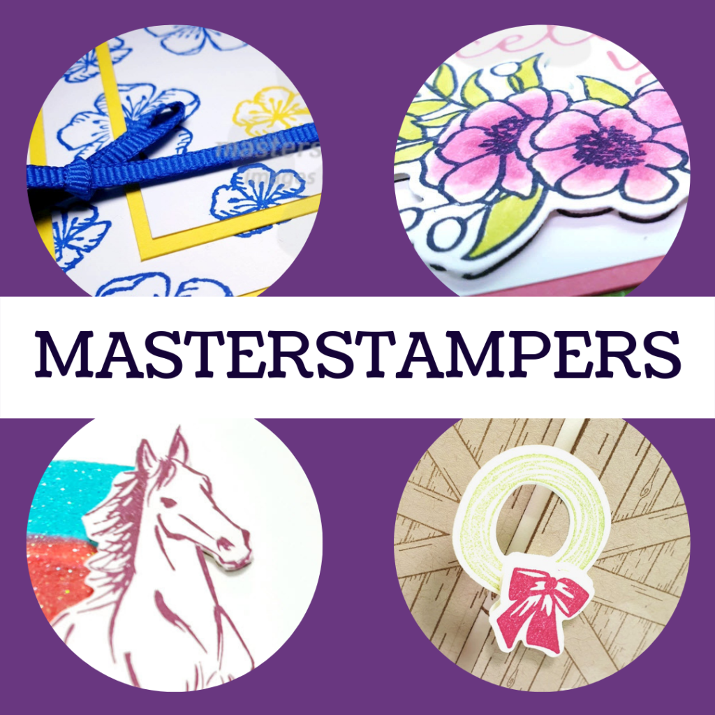 Join Masterstampers today and see all the details of these card designs. Video and PDF tutorials as well as a private Facebook Group to chat in! Pip Todman www.queenpipcards.com Stampin' Up! Independent Demonstrator UK