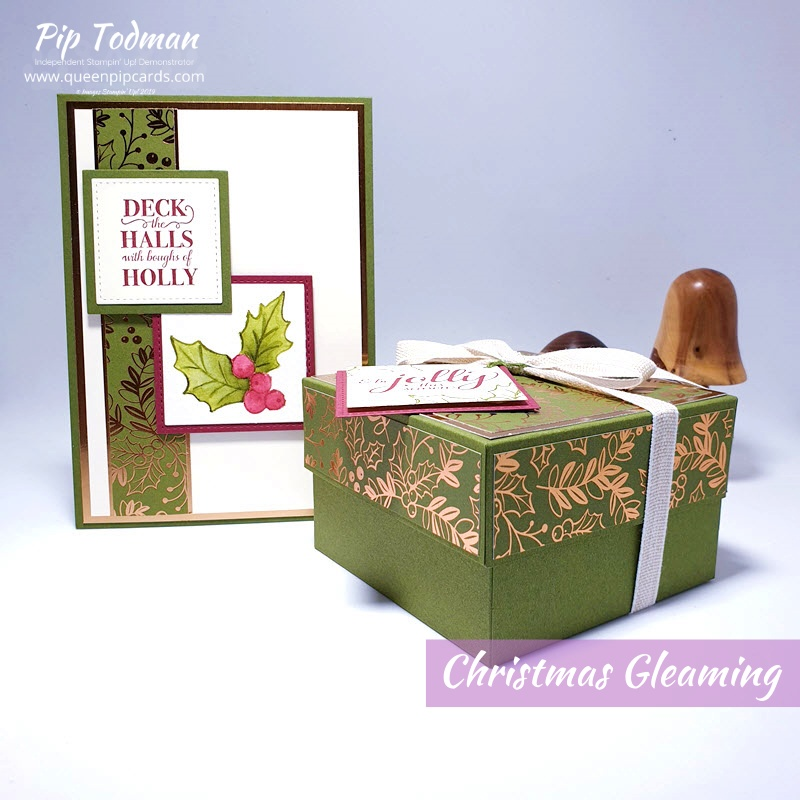 Sneak Peek Autumn 2019 with the Stampin' Creative Global Blog Hop team!! Pip Todman www.queenpipcards.com Stampin' Up! Independent Demonstrator UK