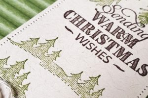 Christmas Rustic Retreat By Royal Appointment! I love Christmas and so does my teamie Sara! Pip Todman www.queenpipcards.com Stampin' Up! Independent Demonstrator UK
