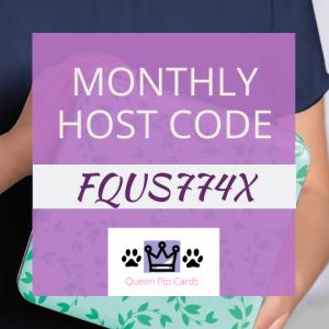 Host Code FQUS774X